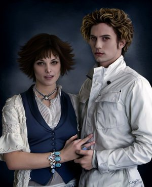 Alice et jasper (Twilight)