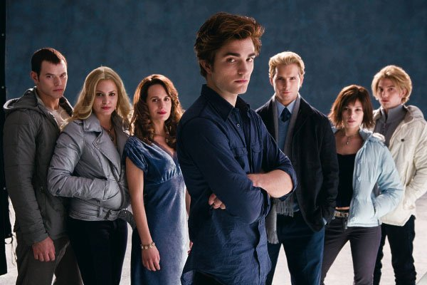 Les Cullens (Twilight)