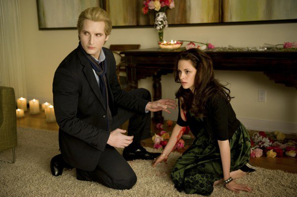 Carlisle et Bella (New Moon)
