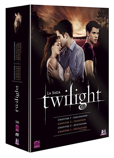Dvd saga twilight new moon eclipse breaking dawn part 1