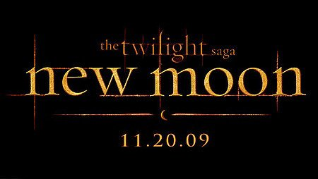 Logo du film New Moon