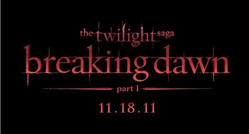 Logo du Film Breaking dawn Part 1