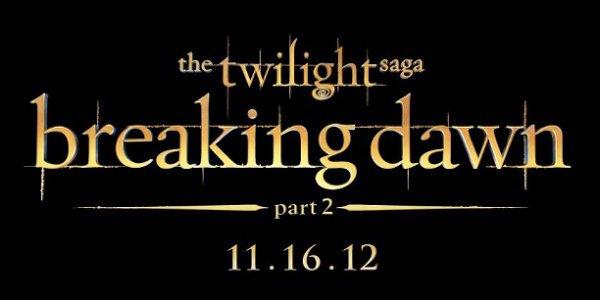 Logo du Film Breaking dawn Part 2