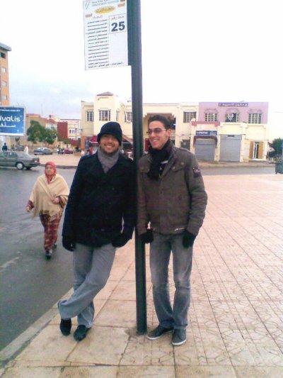 Med el moussaoui Achraf Abali