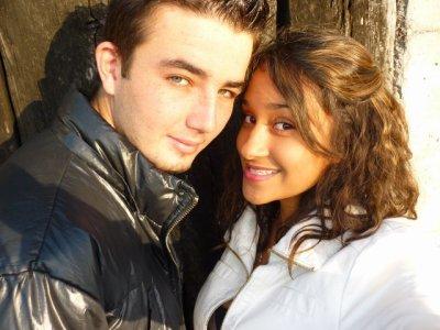 Couple n°3: Robin et Delphine
