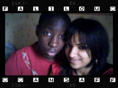 Couple n°37: Falilou et Insaff