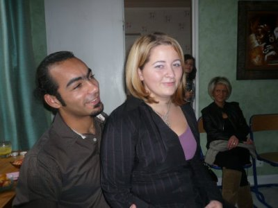 Couple n°53: Abdellilah et Maéva