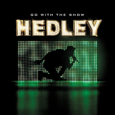 Go With The Show  CD Live/ Dvd Hedley ! ;)