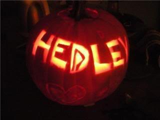 HedleyWeen ! :D