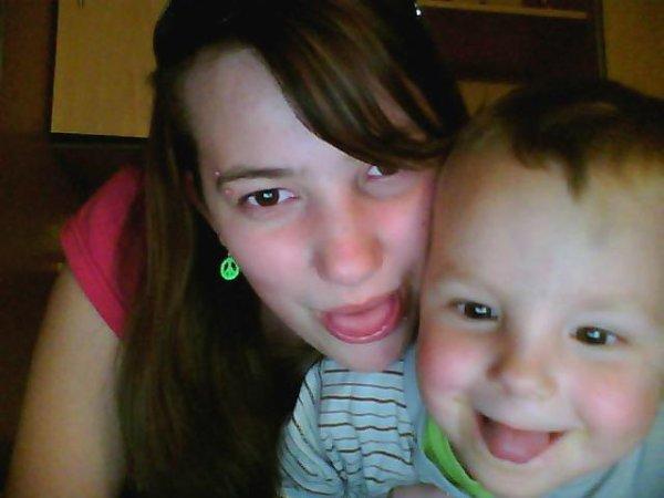 Mon amour et moi !! :) <3