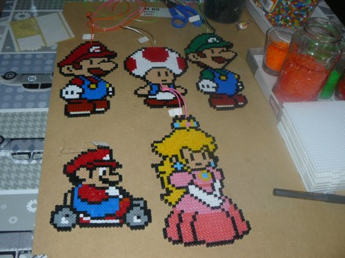 Mario and co