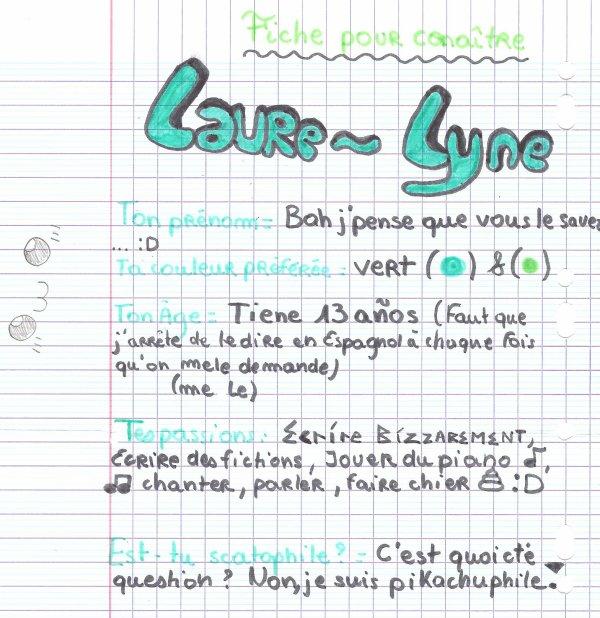 Laure-lyne