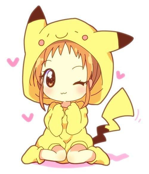 Pika pikachu #shiroku