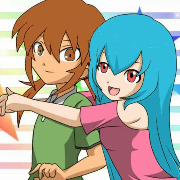 Moi et Ayako ❤️