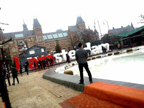 I <3 Amsterdam