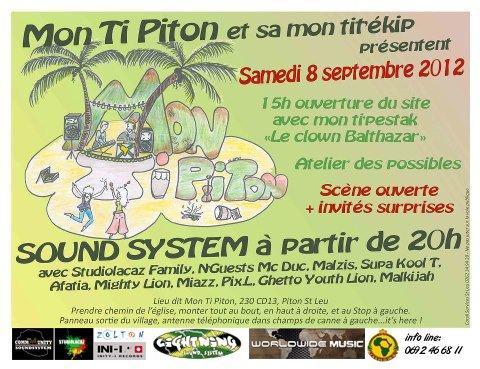 MON TI PITON # 1