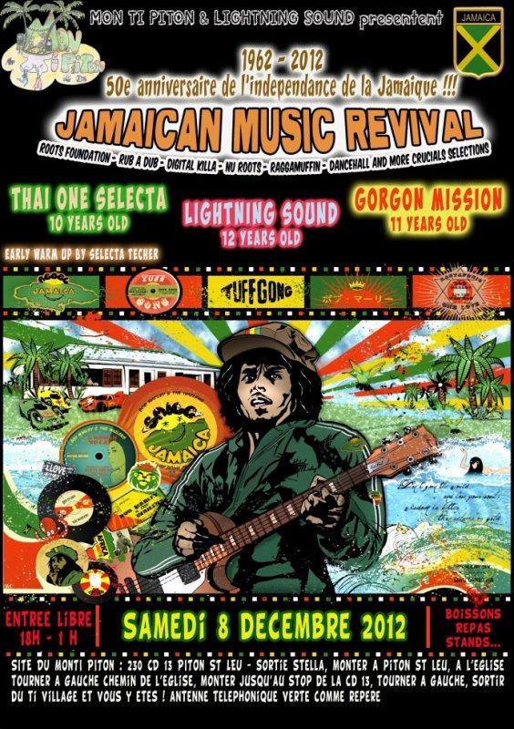 JAMAICAN MUSIK REVIVAL