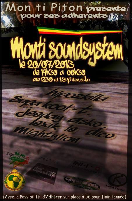 MONti SOUND SYSTEM INA DI AIR ...