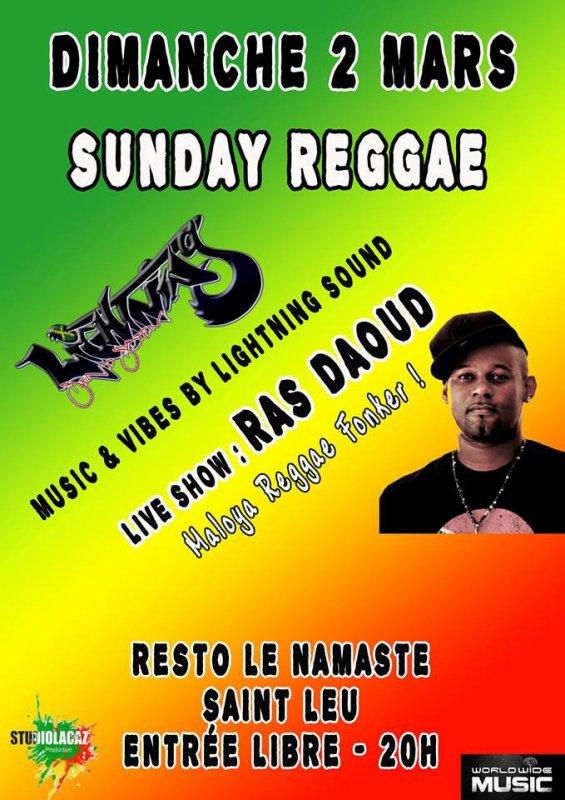 Sunday Reggae Ak Daoud