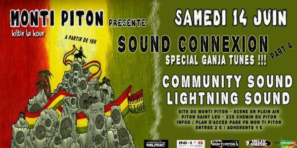 Sound SYSTEM Connexion part4 Special Ganja Tunes !!