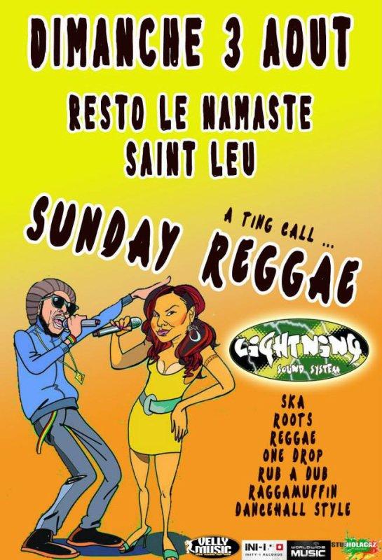 Sunday reggae