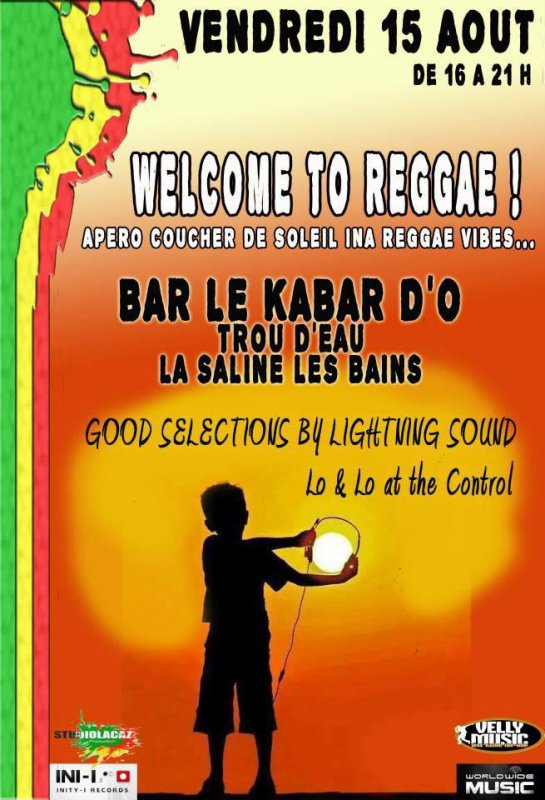 WELCOM TO REGGAE