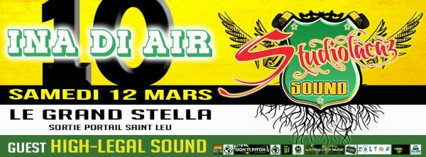 SOUND SYSTEM INA DI AIR part10