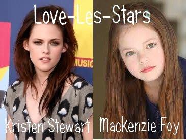 Kristen Stewart est préssée de rencontrer celle qui incarnera sa fille dans Twilight 4 !