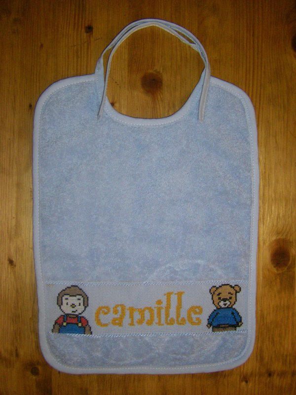 bavoirs camille
