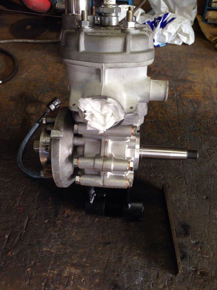 Deuxième nouveau moteurs