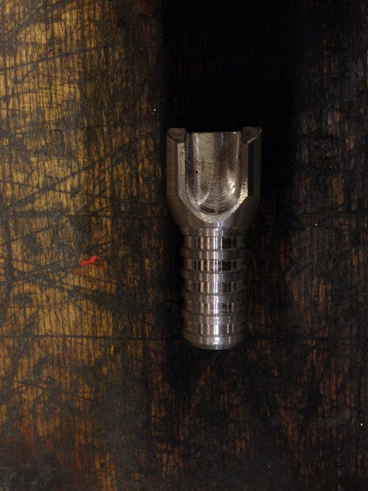 Fabrication d un sélecteur de boite