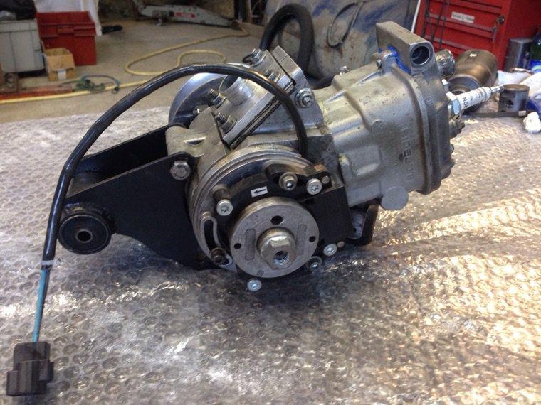 Révision moteur