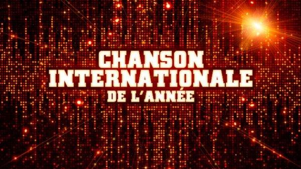 Chanson International de l'année