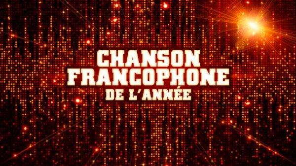 Chanson Francaise de l'année