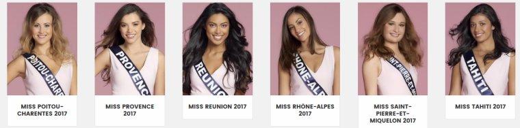Miss France 2018 Sondage