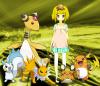 Kamiko et son équipe