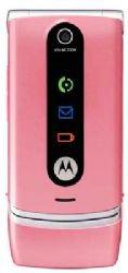 Motorola W377 Pink For $69.99