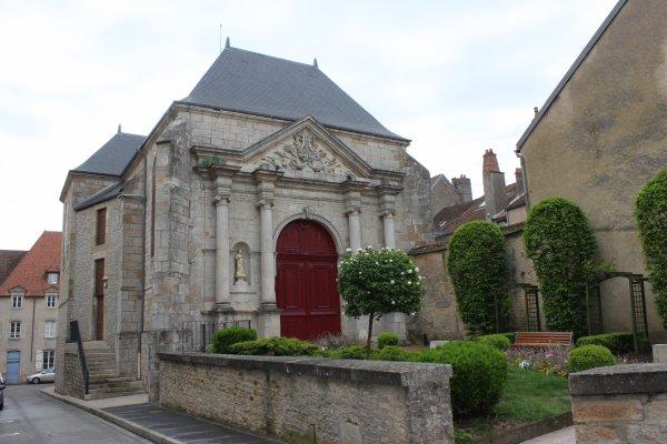 Visite de Langres