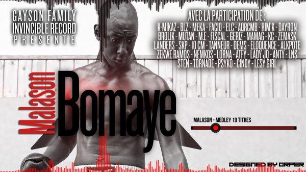 Bomaye / Pas ici pour figurer Feat Meka Facio Elc (2013)