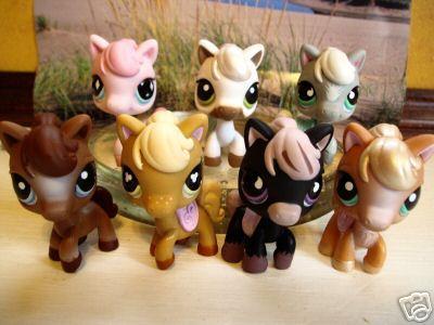 Des chevaux lps mon univers petshop - Cheval petshop ...