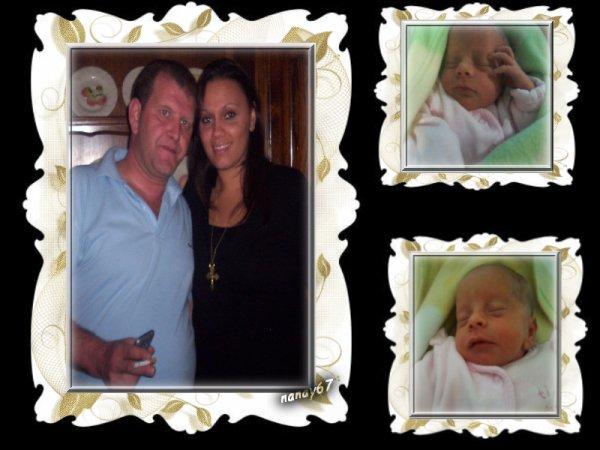 Le 18 Aout 2011,la famille s'est agrandie....