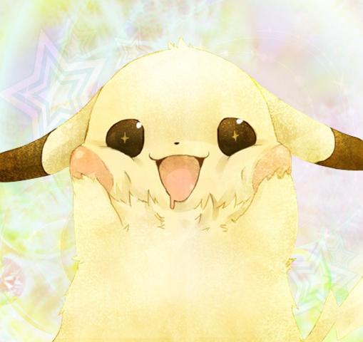 Pikachu Kawaii !! <3