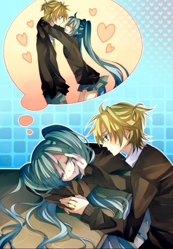 Et oui ...! Encore les Vocaloid :P