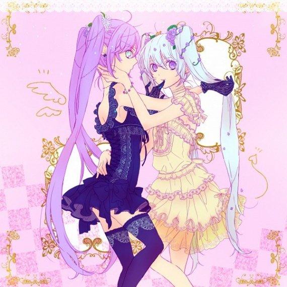 Les Vocaloid (encore :D )