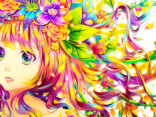 Vis ta vie en couleurs .! (2)