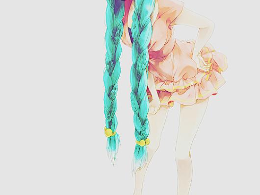 Miku Hatsune :D