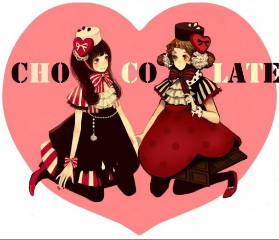 Joyeuse St Valentin ... et surtout bon appetit ;P ♥