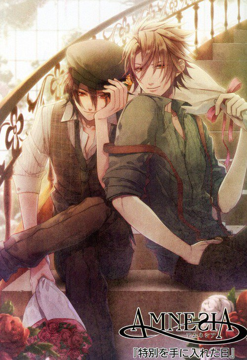 Shin et Toma de Amnesia *0*