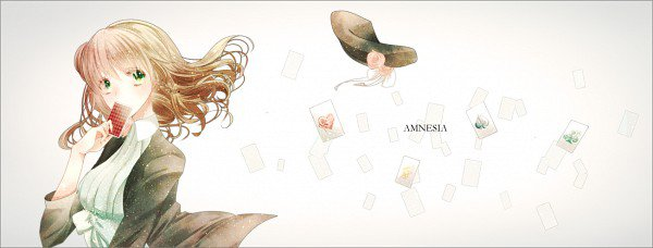 L'héroïne de Amnesia ♥