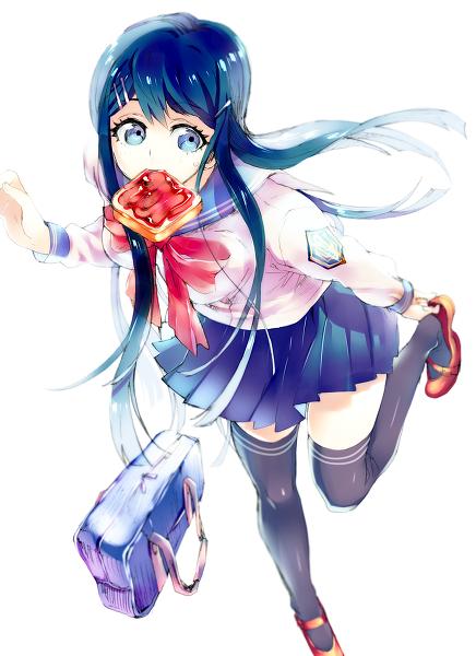 Aimez vous le bleu ? ;D